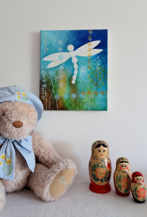 Dragonfly Bliss - Image 0
