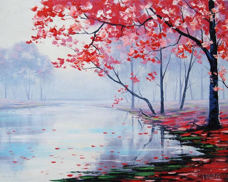 Misty Lake - Image 0