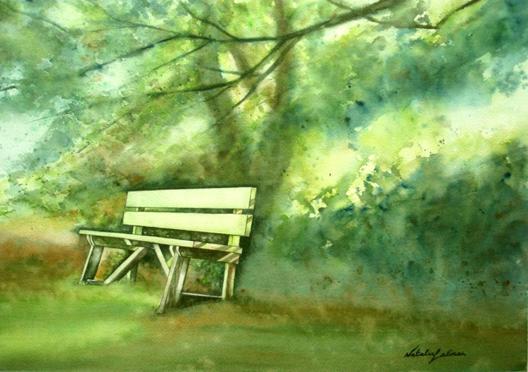 The bench - Image 0