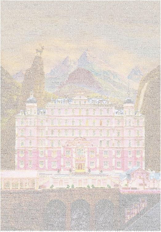 The Grand Budapest Hotel v2 - Image 0