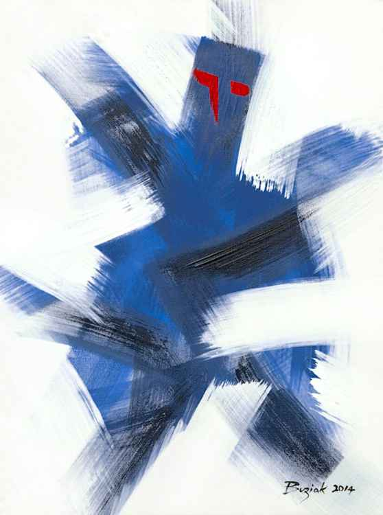 Action Man Blue -