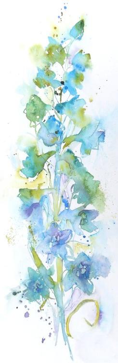 Delphinium spire - Image 0