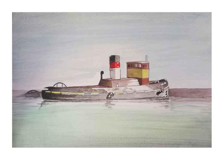 Tug Boat 1 -