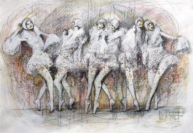 Dainty Dancers - Image 0