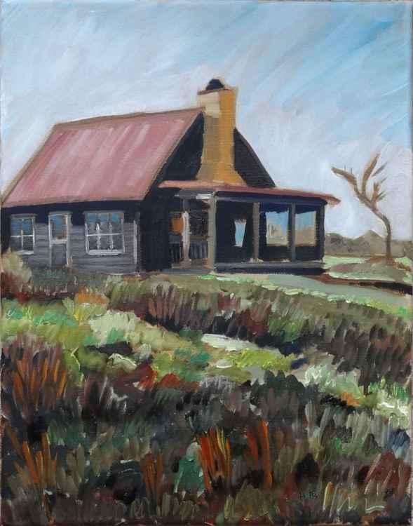 Serenbe Cabin -