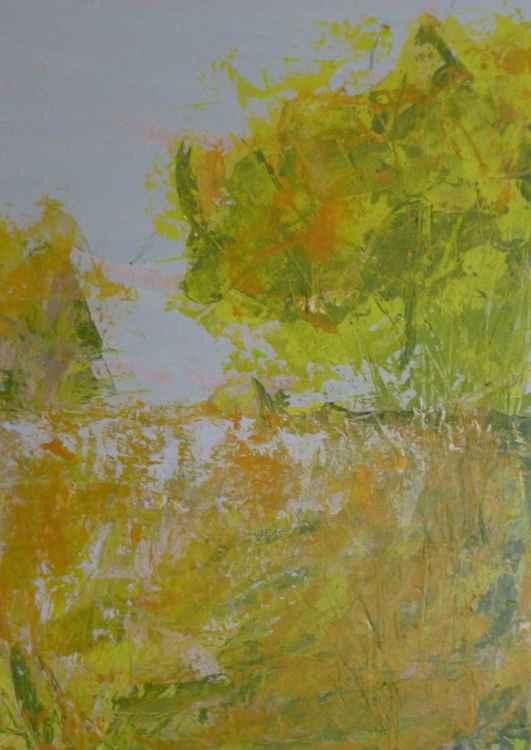 Coastal Sketch no. 11 -