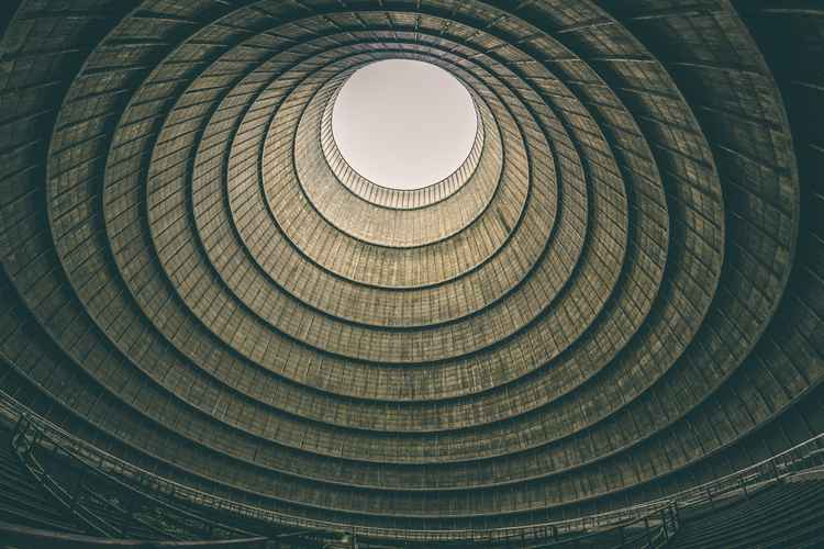 Cooling Tower I -