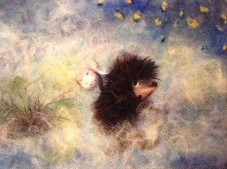 Hedgehog in the fog - Image 0
