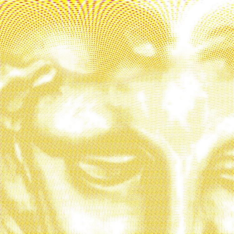 FORGIVENESS PSYCHEDELIC digital giclée print - Image 0