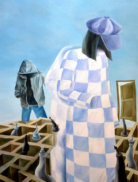 Faceless - checkmate - Image 0