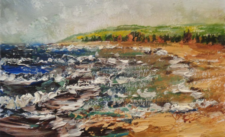 Study of the incoming tide - Image 0