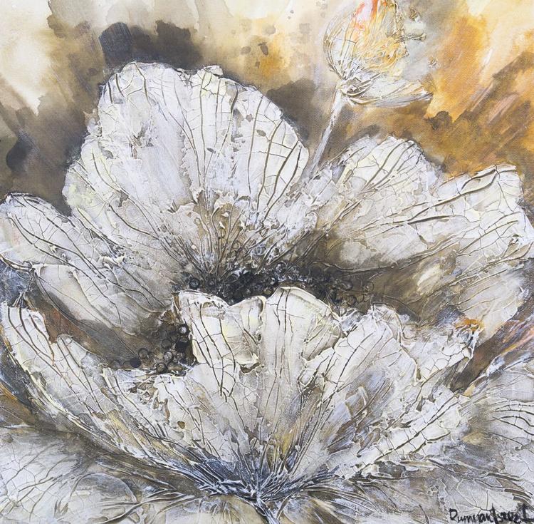 Spring White Flower - Image 0