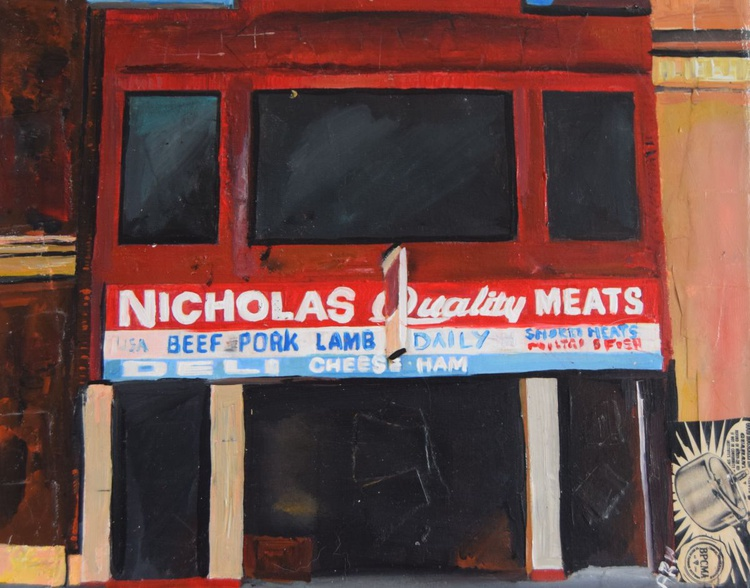 Chicago, Meat District - Image 0