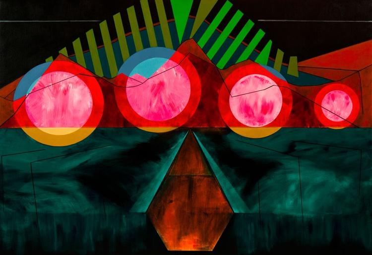 """""""A-temporal 8: Hallucination"""" - Image 0"""
