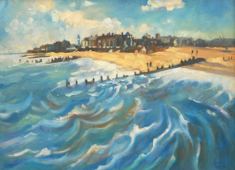 From Southwold Pier to the Lighthouse - Image 0