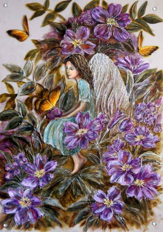 Angel Flower -