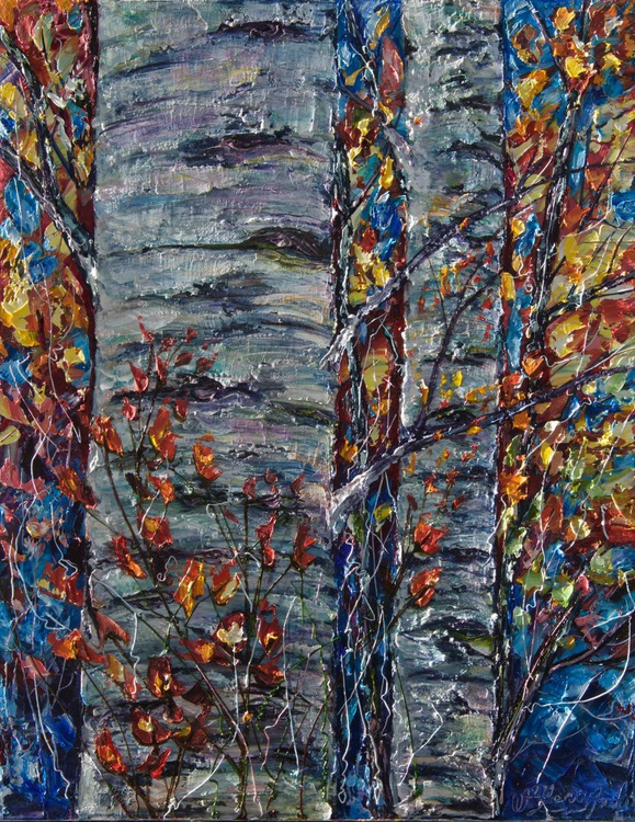 Aspen Trunks (PALETTE KNIFE) - Image 0