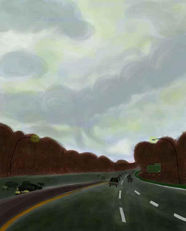 Jackie Robinson Parkway -