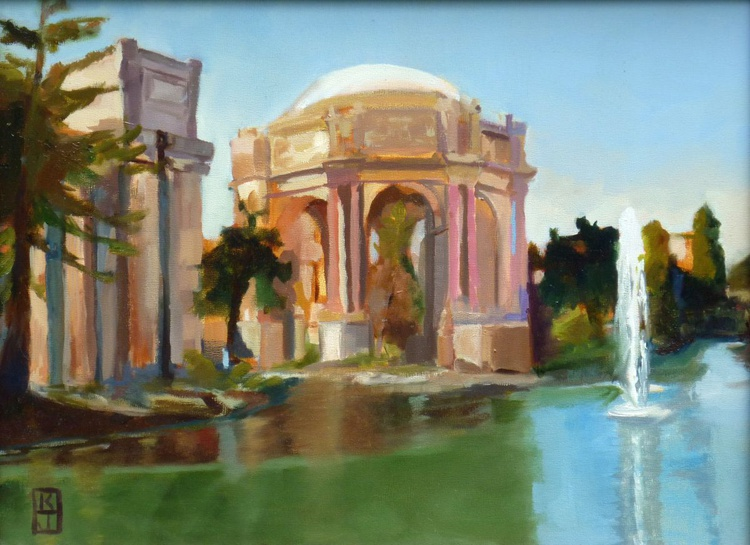 San Francisco, Palace of Fine Arts Rotunda - Image 0