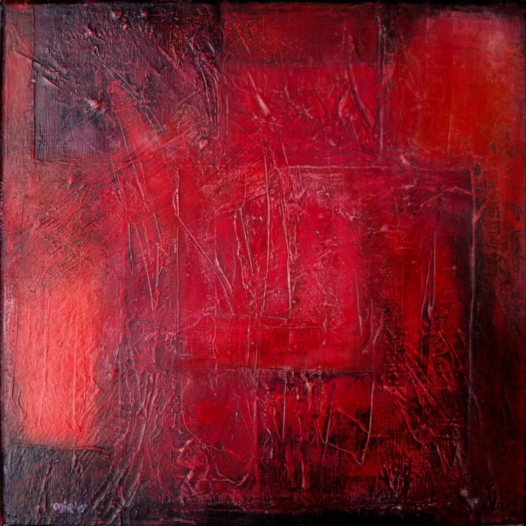 'Black & Red' - Image 0
