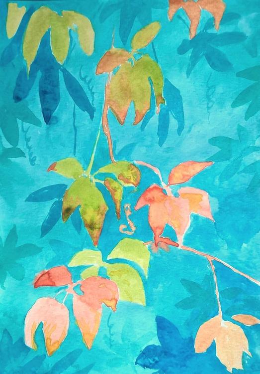 Leaf Study 1 - Image 0