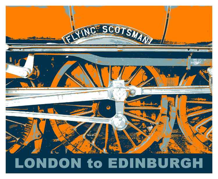 Flying Scotsman -