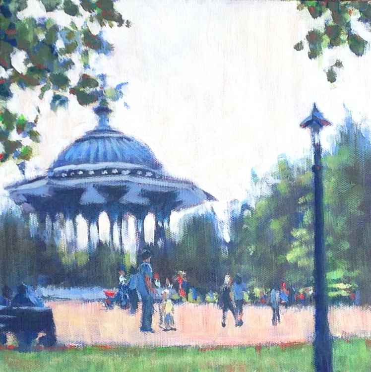 Clapham Common people -