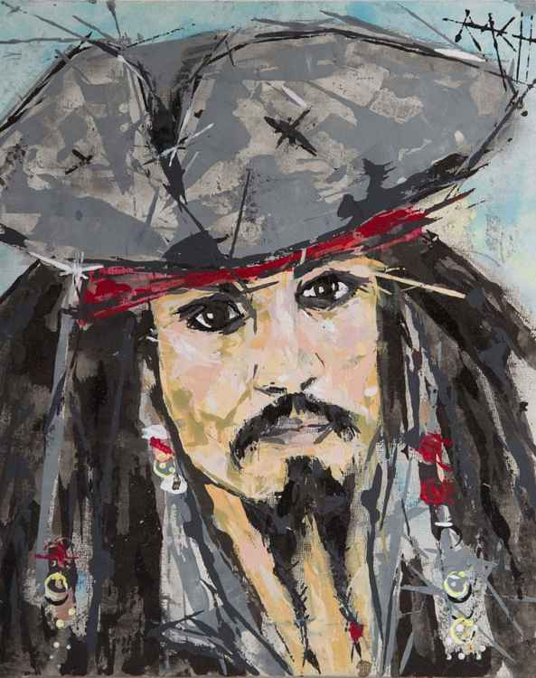 Captain Jack Sparrow -