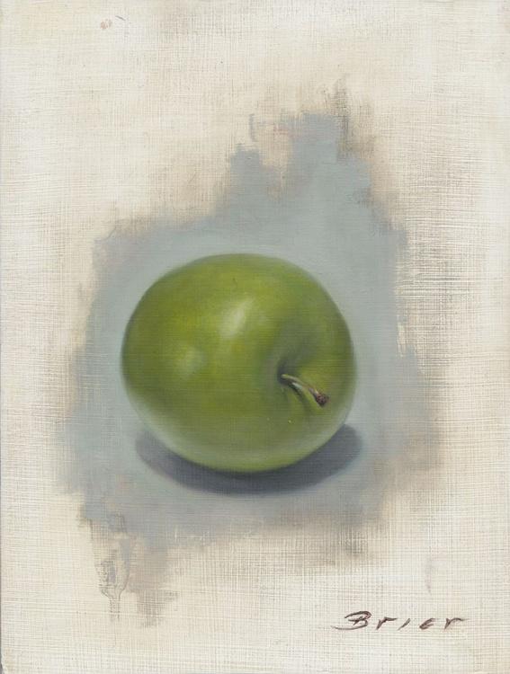 Green Apple Study No. 2 - Image 0