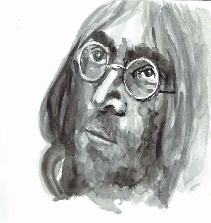 JOHN LENNON PORTRAIT III -