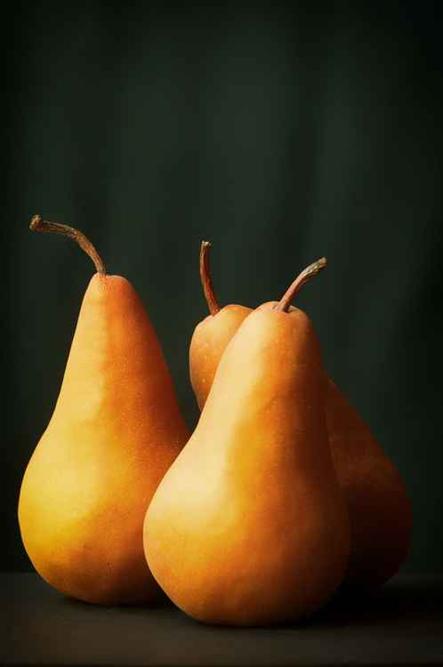 Three Pears -