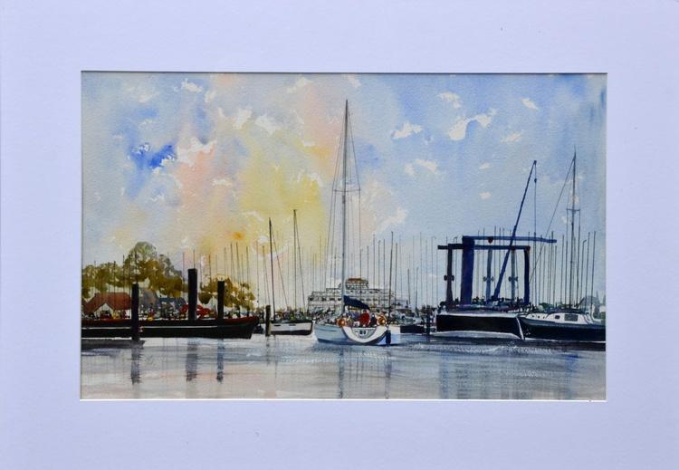 Lymington Harbour - Image 0