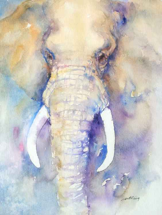 BlueBell the Elephant
