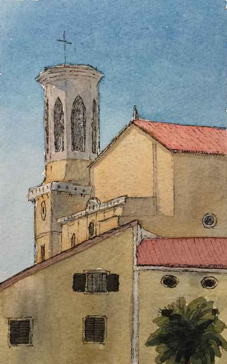 Iglesia de Santa Maria, Mahon