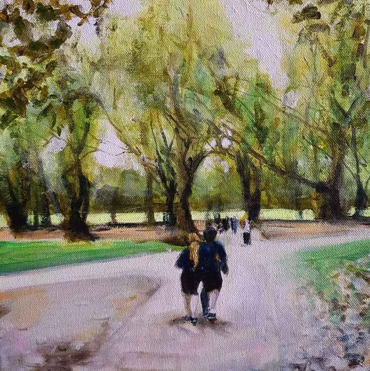 Green Park No.2 -