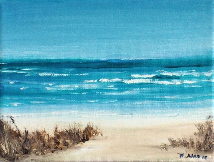 Warm beach - Image 0