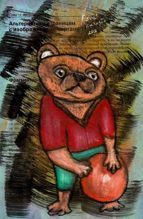 Herculean Bear -