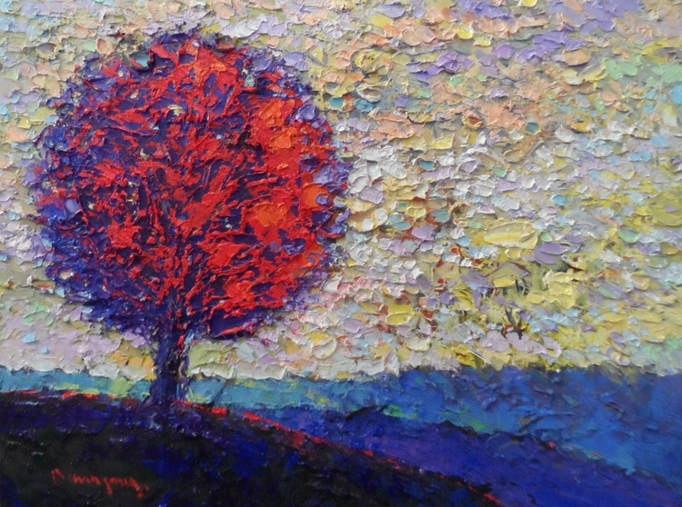 RED TREE...... - Image 0