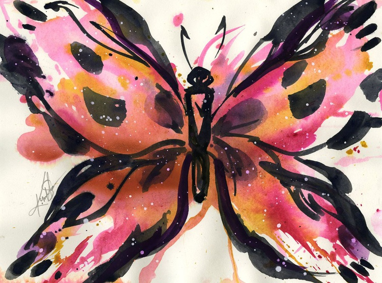 Butterfly Magic No. 9 - Image 0