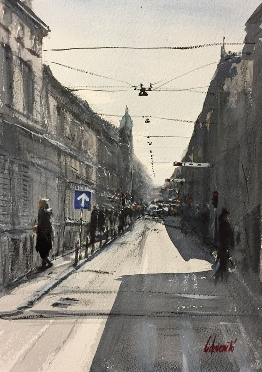 Streets of my town... - Image 0