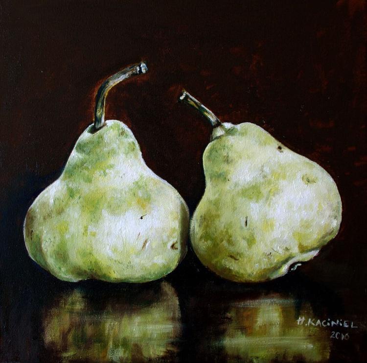 """A Pair of Pears II"" - Image 0"