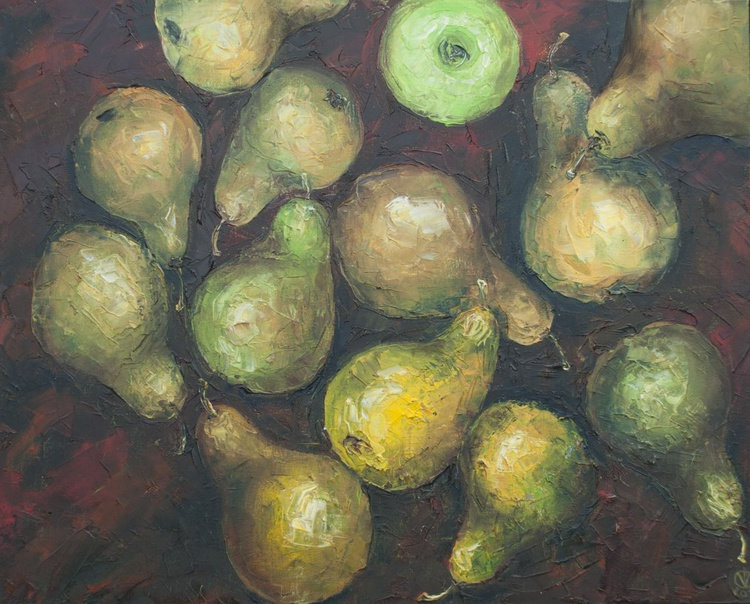 Golden Pears - Image 0
