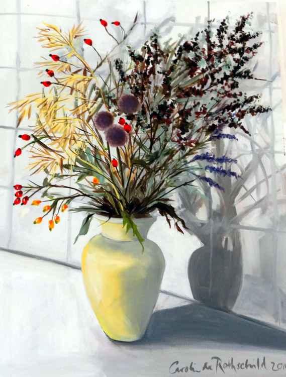 Autumn Grasses -