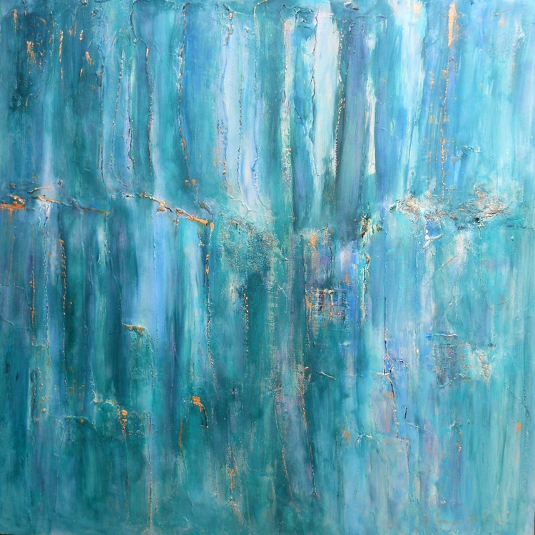 Abalone ~English abstract painter - Image 0
