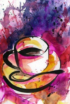 Coffee Dreams No 5 by Kathy Morton Stanion
