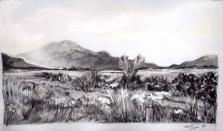 """""""Vredefort"""" Dome Landscape -"""