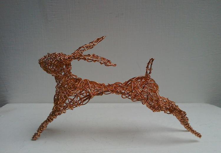 Copper Hare - Image 0