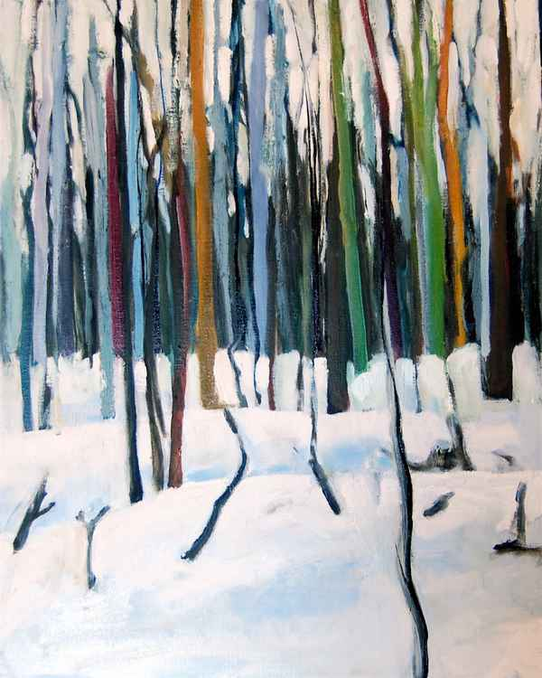 Winter Forest, Smith Woods -