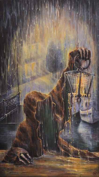 The Black Ghost of Klaipeda -