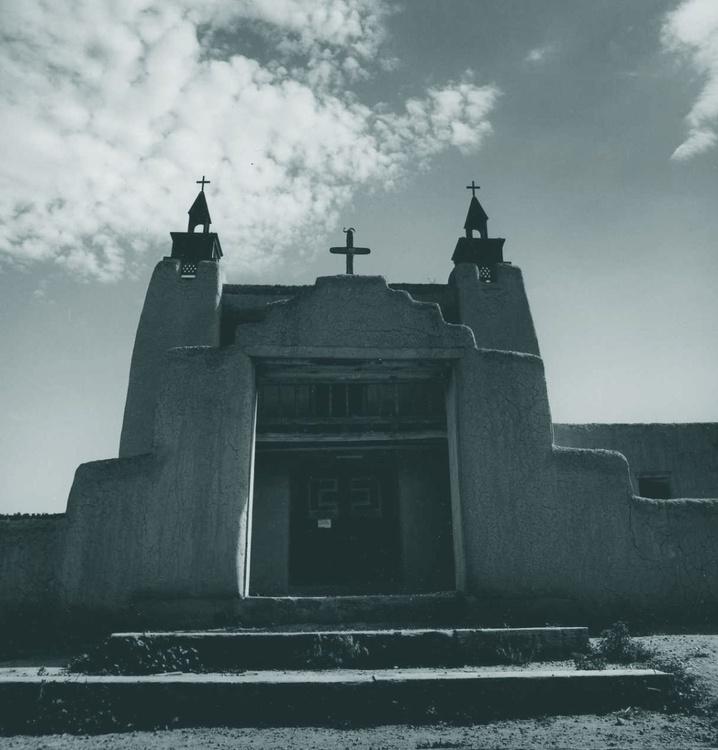 Church New Mexico  USA - Image 0